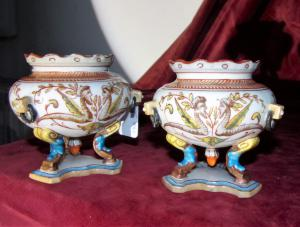 Pair of containers - France.
