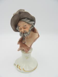 雕塑雕塑陶瓷Capodimonte Nico Venzo