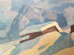 Sassolungo Val Gardena Dolomites