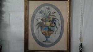 Pintura em têmpera