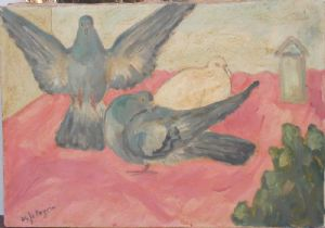 Tauben in der Nacht (1955)