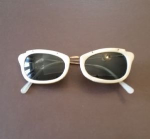 SUNGLASSES VINTAGE MOTHER OF PEARL