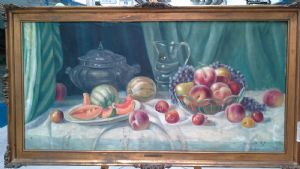 pair of still lifes