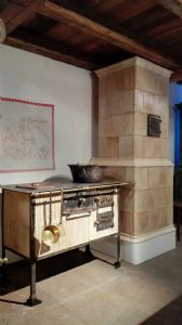 厨房炉灶南蒂罗尔