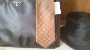 TIE LOUIS VUITTON