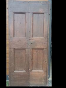 Porte antiche antiquariato su anticoantico - Porta a doppio battente ...