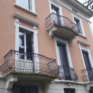 balcone epoca Liberty