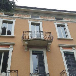 Balcone in ferro