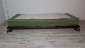 rare antique walnut bed carved prmi 1900 secXX renaissance style AFFARE euro 350.00 negotiable