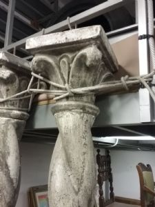 large stone collon