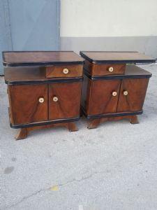 Art-Deco-Tabellen