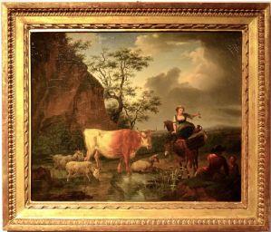 罗马乡村的其他牧羊人