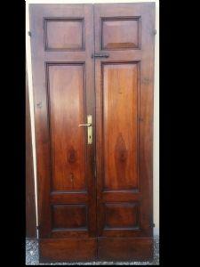 дверь 2 двери