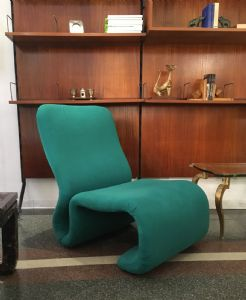 70s Design Armchair