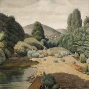 Val Branizza, 1930