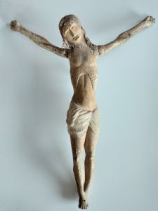 Tuscan Crucifix from the 14th century