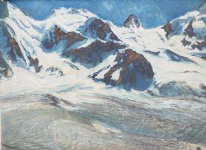 Piz Palü Bernina Svizzera