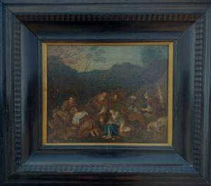 Copia del 800 di Jacopo da Ponte detto Jacopo da Bassano