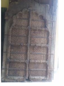 kleine Tür 2 Türen