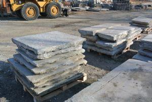 Ancient stone slabs