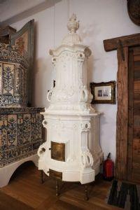 Stufa in ceramica Sommerhuber