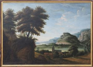 Pintor flamengo do século XVIII