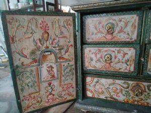 贝加莫珠宝画盒