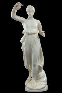 """Escultura que representa """"EBE"""""""