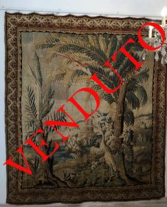 Verdure tapestry, late 17th century early 18th century