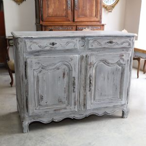 Provencal sideboard with two doors