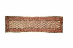 antica passatoia persiana BIBIKABAD