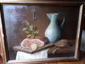 Dipinto - Natura morta, '900, Lombardia