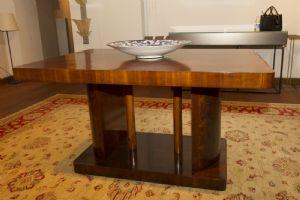 Tavolo da sala, anni '30-'40 mussoliniano