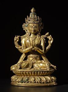 Importante Avalokiteshvara
