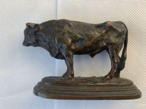 Toro,Bronzetto '800