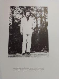 Achille Bonito Oliva (Caggiano, 4 November 1939)