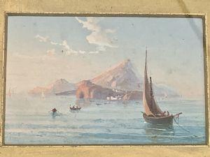 Scuola Napoletana del XIX Sec.