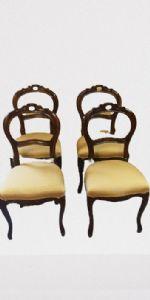 4 filippo chairs