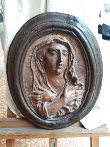 Bassorilievo Madonna