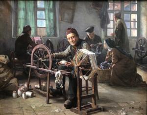 """Os inventores da igreja de Saint-Dié"" Paul Descelles (1851-1915)"