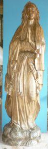 Madonna in piedi di grandi dimensioni