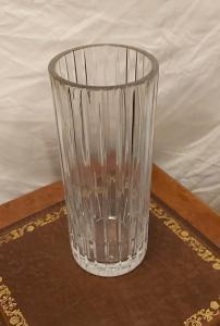 Florero grande en cristal Baccarat
