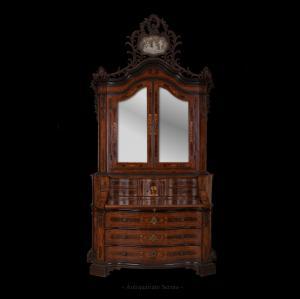 Importante trumeau veneto Luigi XV metà '700