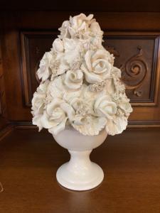Trionfo rose in ceramica
