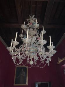 Венецианская люстра сек. XLX