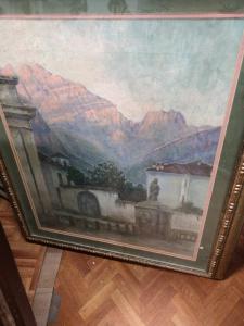 Montañas pintadas