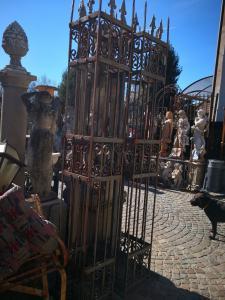 colonne in ferro