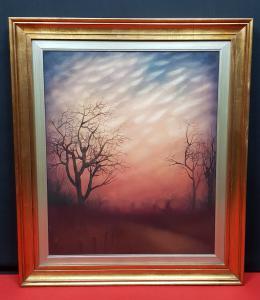 SARNELLI RUSSO ANTONIO painted oil on canvas
