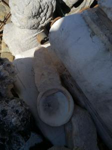 bandejas de piedra