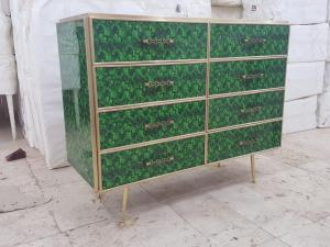Modern antique chest of drawers